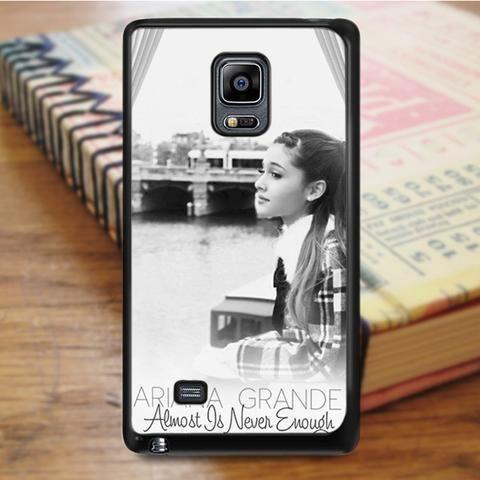 Ariana Grande Almost Is Never Enough Album Cover Samsung Galaxy Note 5 Case