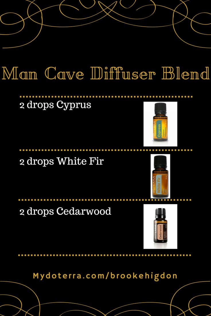 Essential Oils Aren T Just For Women Here S A Perfect