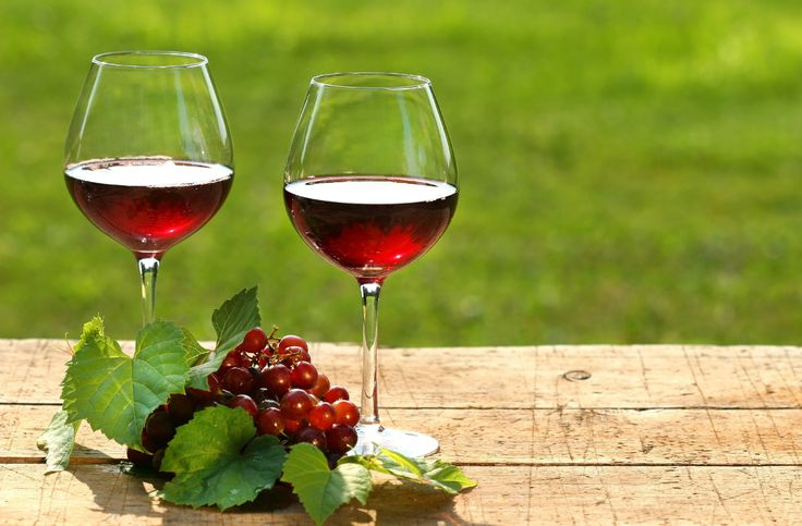 """February 18th is National """"Drink Wine"""" Day! People have been producing wine since at least 6000 B.C. There are dozens of ancient legends about humans who accidentally consumed fermented grapes and became intoxicated, which is probably how #wine was first conceived. #funusualholiday"""