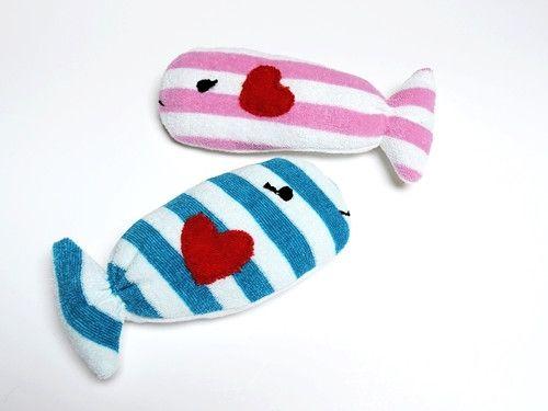 Zamilované rybičky. č.1022