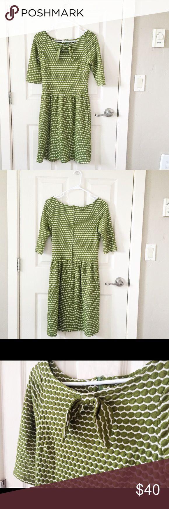 Selling this Dear Creatures retro polka dot dress Modcloth on Poshmark! My username is: wanderlust83. #shopmycloset #poshmark #fashion #shopping #style #forsale #Dear Creatures #Dresses & Skirts