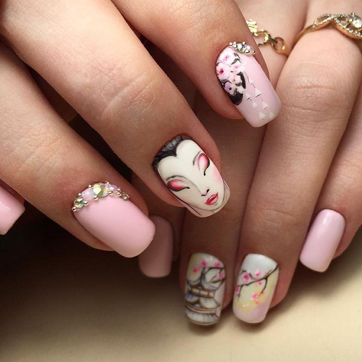 59 best Print Nail Art images on Pinterest   Nail scissors ...