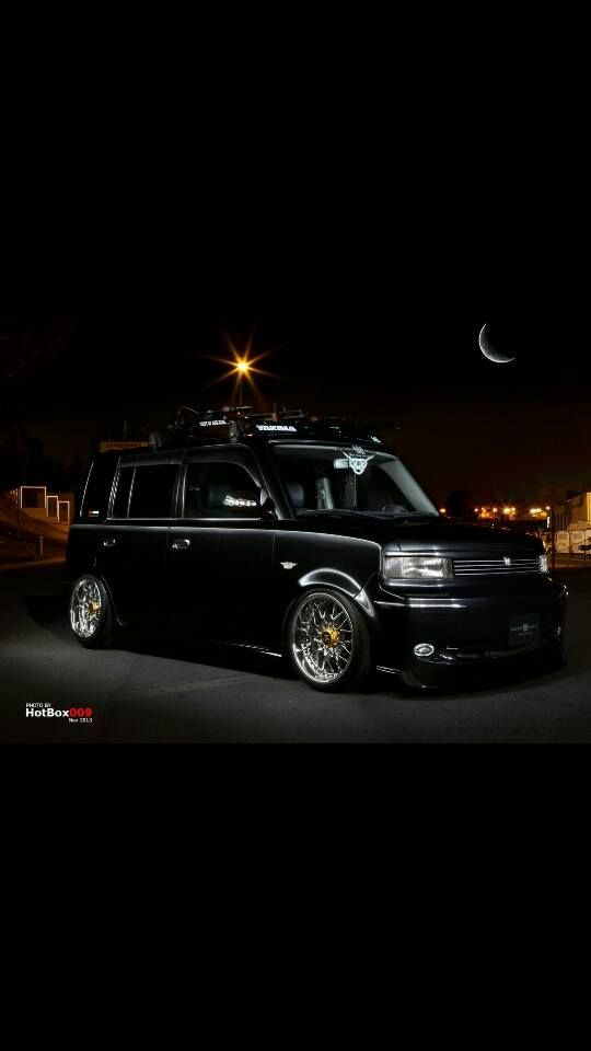 Scion xB i love this car