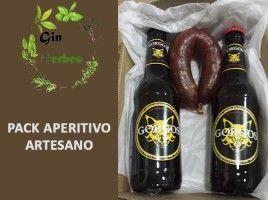 Cerveza Artesana Gorgos, de Gata de Gorgos