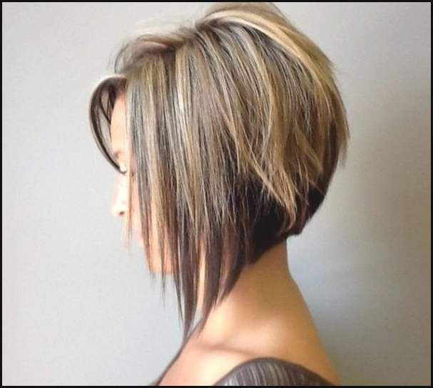 Bob Frisur Asymmetrisch Mit Frisuren Kurz Frau Frisuren Halblang Einfache Frisuren Thick Hair Styles Bobs For Thin Hair Inverted Bob Hairstyles