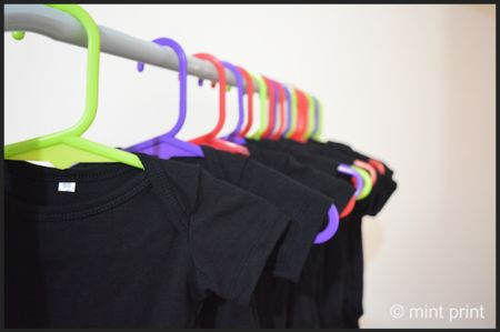 Unique tshirts and clothing designs by Mint. Custom print baby, child and adult clothes, t-shirts, onesies, workwear. Perth, Western Australia.