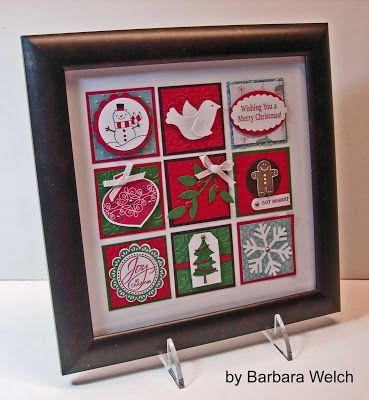 i STAMP by Nancy Riley: CHRISTMAS RAKS