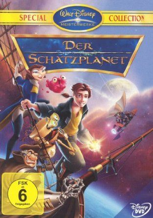 Der Schatzplanet (Special Collection): Amazon.de: Robert Louis Stevenson, James Newton Howard, Ron Clements, John Musker: Filme & TV