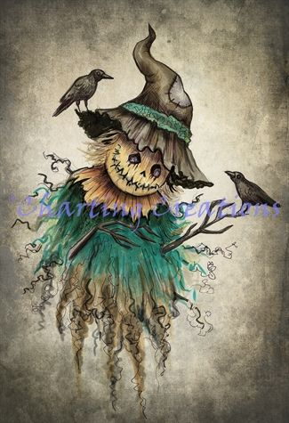 Scarecrow (Charting Creations)