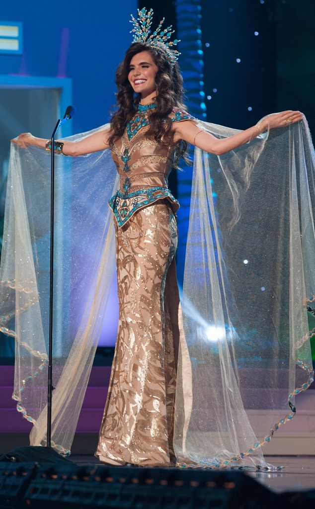 Miss Egypt from 2014 Miss Universe National Costume Show | E! Online