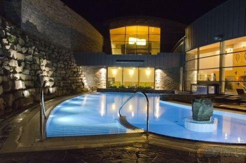 Wieczorami jest u nas naprawdę pięknie #sauna #poland #bialka