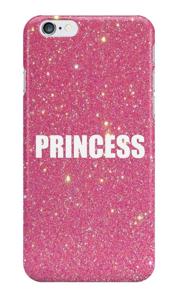 Our Glittery Pink Princess Phone Case is available online now for just £5.99.     Our super sassy Princess phone case. Get this Tumblr inspired case, perfect for teenagers.      Material: Plastic, Production Method: Printed, Weight: 28g, Thickness: 12mm, Colour Sides: Clear, Compatible With: iPhone 4/4s   iPhone 5/5s/SE   iPhone 5c   iPhone 6/6s   iPhone 7   iPod 4th/5th Generation   Galaxy S4   Galaxy S5   Galaxy S6   Galaxy S6 Edge   Galaxy S7   Galaxy S7 Edge   Galaxy S8   Galaxy S8…