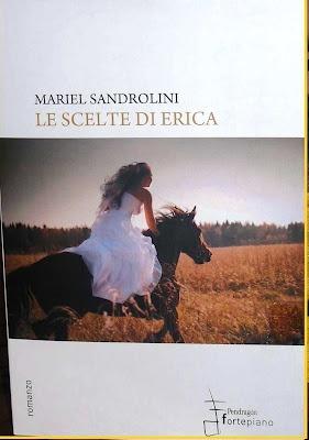 AMICI D'INCHIOSTRO di Raffaella Amoruso - diffusione letteraria: MARIEL SANDROLINI