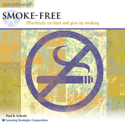 Smoke Free Paraliminal: Effortlessly cut back or give up smoking     http://www.learningstrategies.com/Paraliminal/SmokeFree.asp