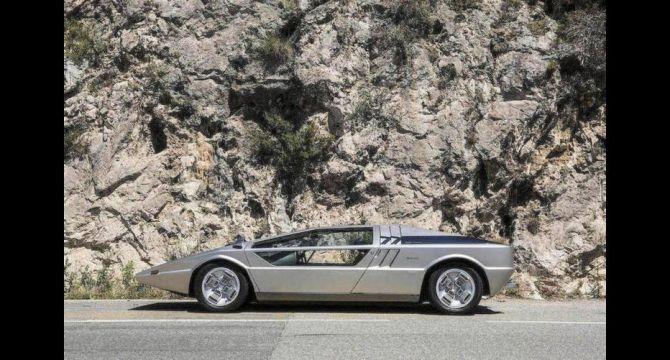 Exemplar único da Maserati vai a leilão - carros - Jornal do Carro