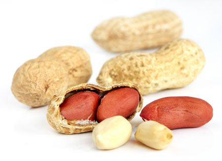 Mudar Curar e Comer: Você sabia que... O amendoim
