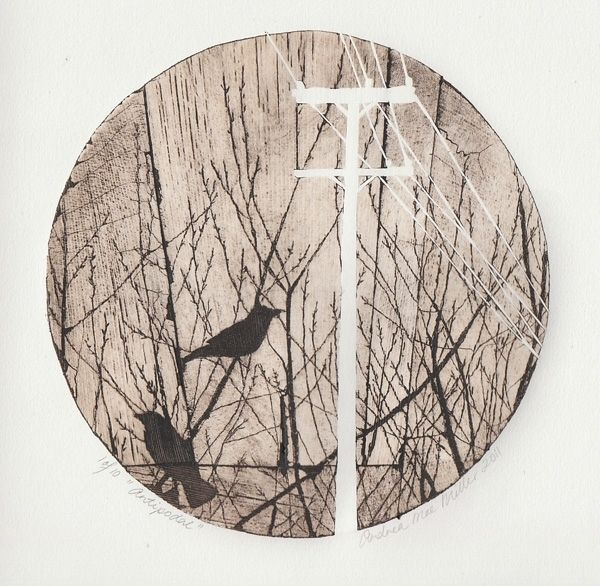 New Zealand Printmakers: Drypoint, NZ Style