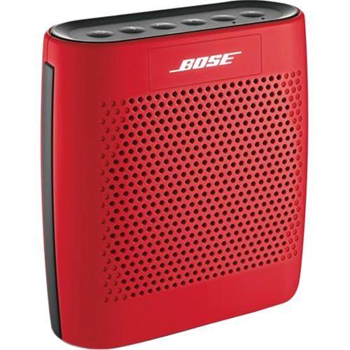 Caixa de Som Bluetooth Bose Soundlink Speaker Vermelho - 8h de Bateria #PreçoBaixoAgora #MagazineJC79 http://compre.vc/v2/9d889e89