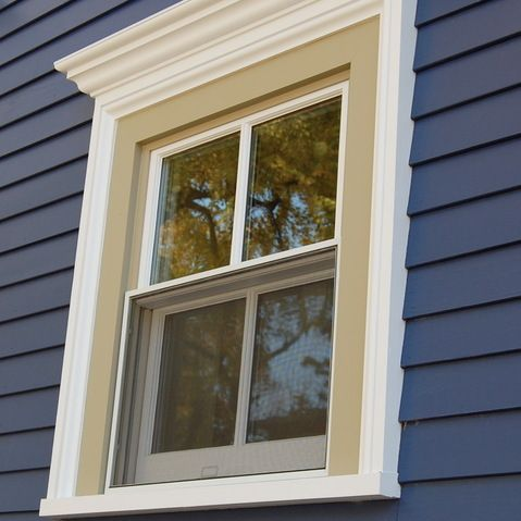 14 best images about exterior window trim on pinterest window boxes windows and doors and the - Painting window sills exterior set ...