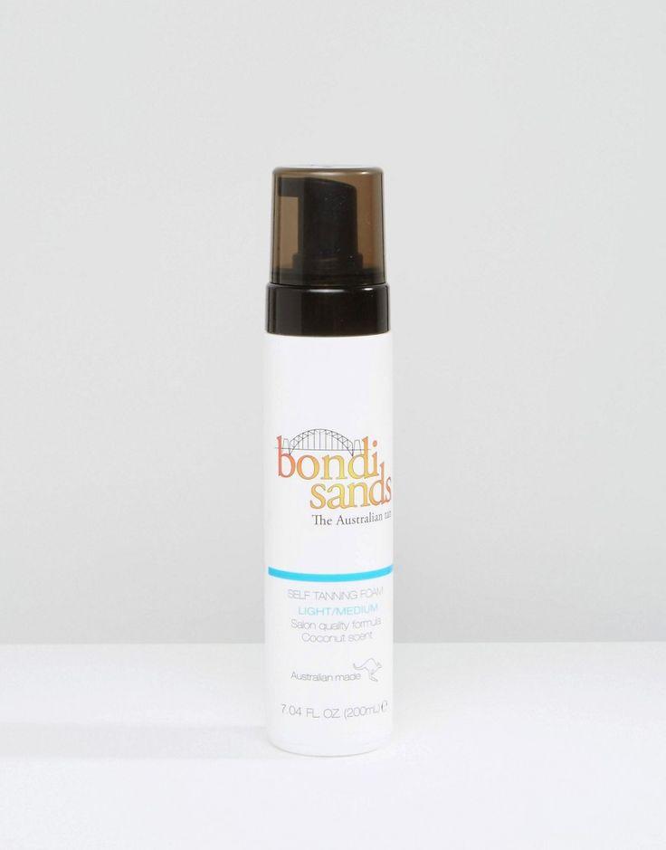 Bondi+Sands+Self+Tanning+Foam+Light/Medium+200ml
