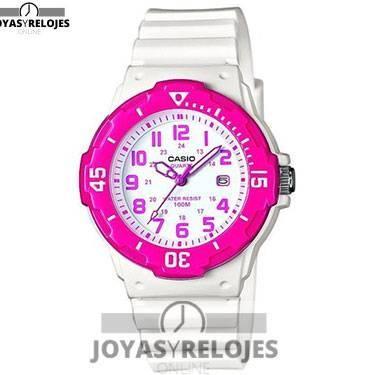 ⬆️😍✅ CASIO LRW-200H-4B ✅😍⬆️ Sublime Modelo de la Colección de Relojes Casio PRECIO 25.61 € Disponible en 😍 https://www.joyasyrelojesonline.es/producto/casio-lrw-200h-4b-reloj-de-cuarzo-para-mujer-color-rosa-y-blanco/ 😍 ¡¡No los dejes Escapar!!