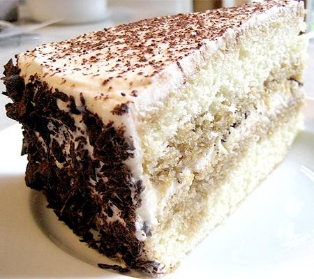 Tiramisu-Layer-Cake-Recipe | BAKERY / ITALIAN | Pinterest