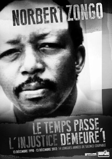 An african death in Burkina Faso 16 years ago