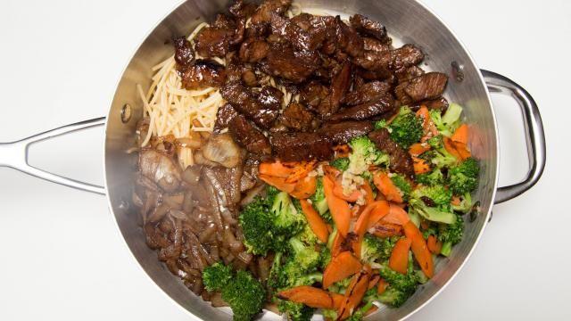 Beef Lo Mein Recipe   Mom's Dish