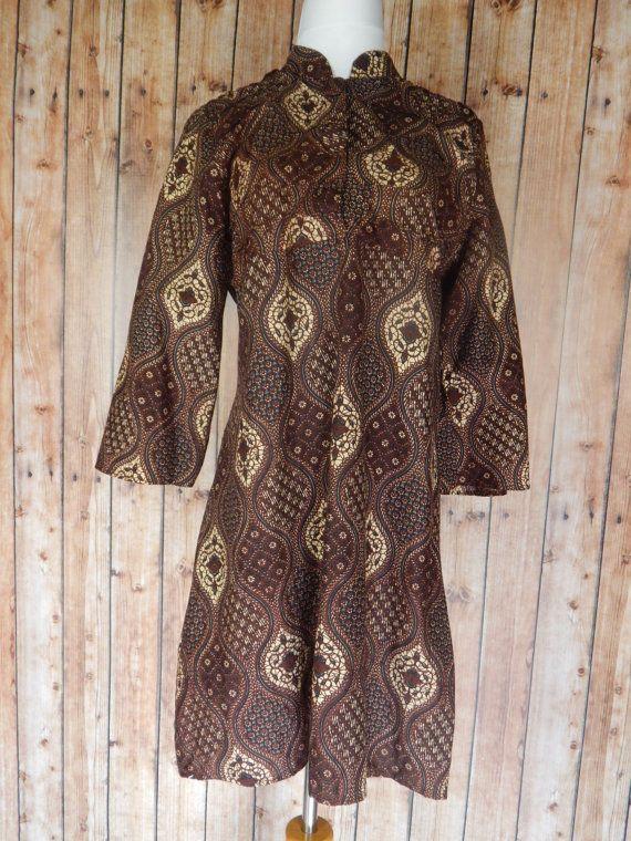 #vintage #batik #dress