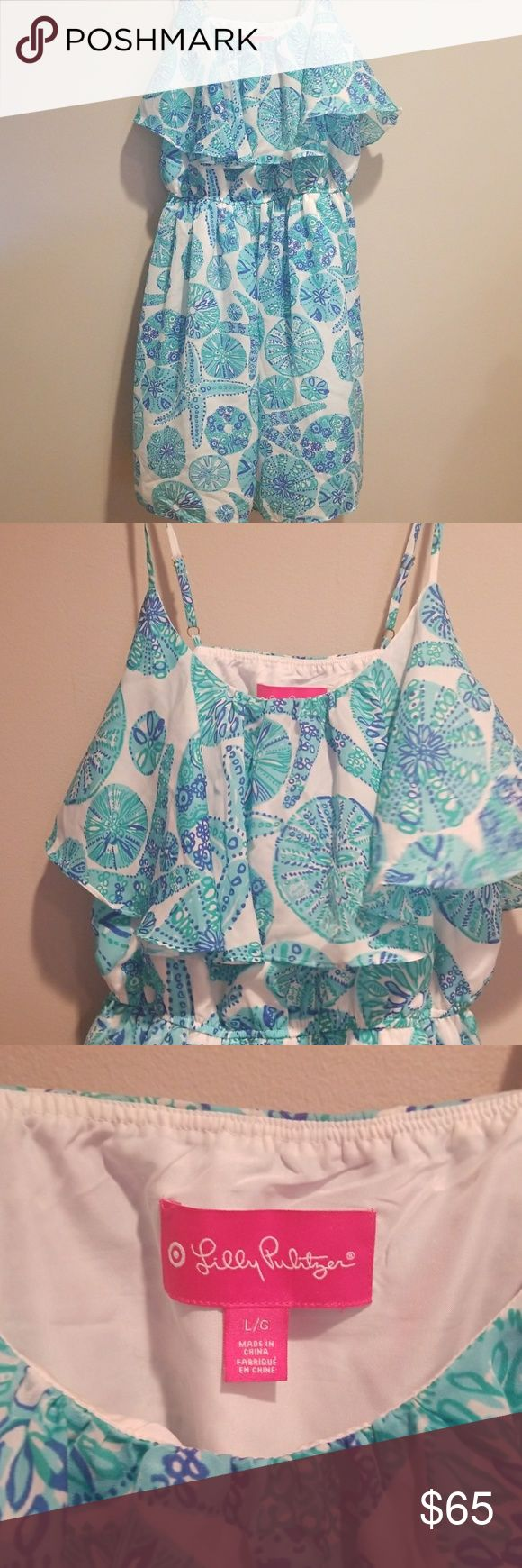 Lilly pulitzer for target dress Lilly pulitzer for target dress size large Lilly Pulitzer for Target Dresses Midi