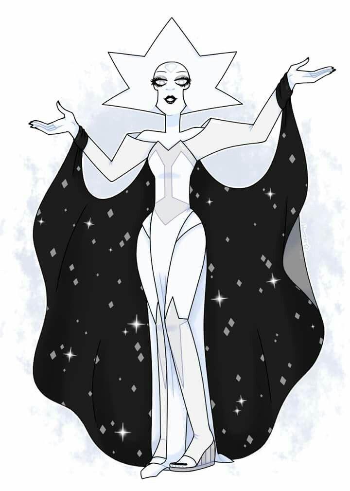 Pin By Ty Ray On Steven Universe Steven Universe Diamond White Diamond Steven Universe Steven Universe Gem