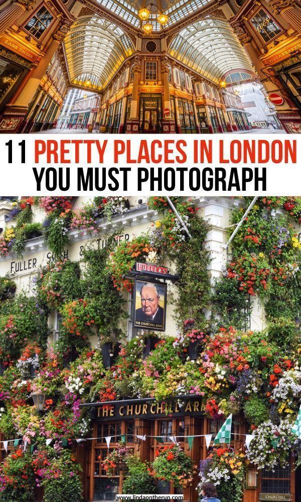 11 posti meravigliosi a Londra da non perdere, #london #non #scho …