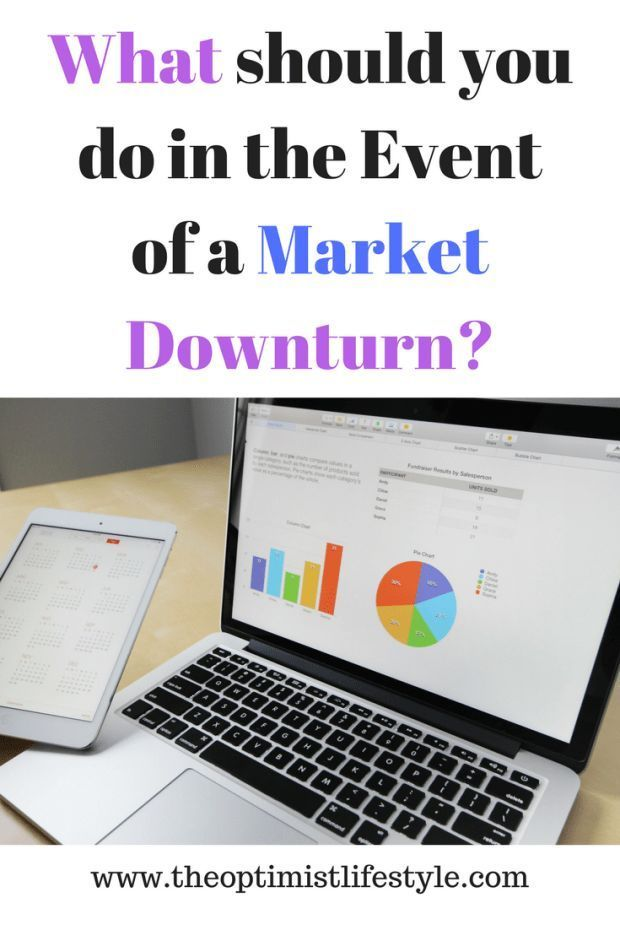 How Should You Invest In The Event Of A Market Downturn