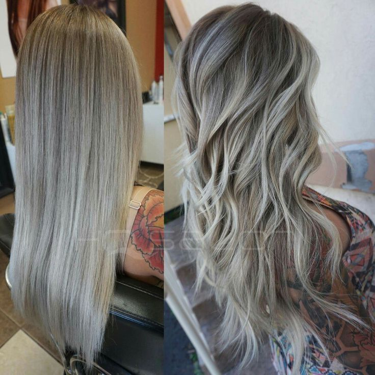 Light Ash Brown Hair Color Before And After Dark Blonde