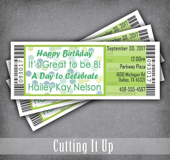 Best 25+ Soccer tickets ideas on Pinterest Soccer party, Party - concert ticket invitations