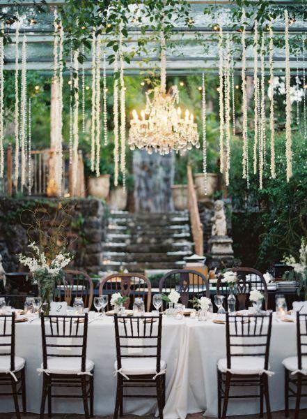 40 ideias perfeitas para decorar seu casamento com elegantes castiçais Image: 4