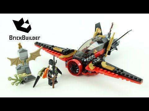 Lego Ninjago 70650 Destinys Wing Lego Speed Build Lego Videos