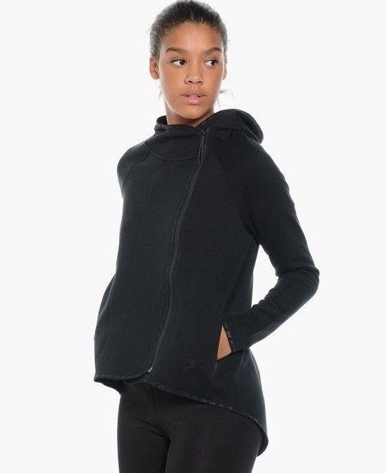 749c6ae57fc1 Nike Tech Fleece Cape Womens Hoodie Jacket S Black  Nike  Cape ...