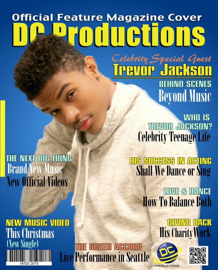 Trevor Jackson 2015 Haircut