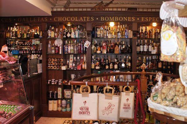 Tiendas gourmet imprescindibles en Bilbao | La Alacena del Victor Montes - Caviar, salmón, ibéricos, patés, quesos, conservas, galletas, bombones, chocolates, sales y especias de todo el mundo, una amplia selección de vinos, champagnes y cavas