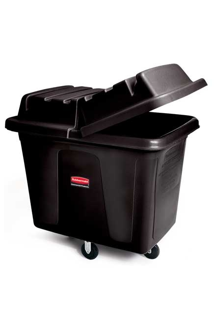 "Laundry cubic trolley 16 cubic foot: Laundry cubic trolley, 32"" heigth"