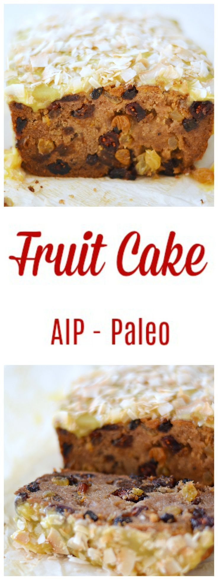 Fruit Cake (AIP/Paleo) | Lichen Paleo, Loving AIP