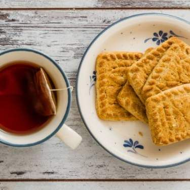 Traditional English Biscuits