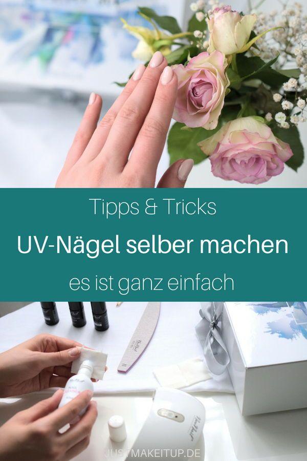 Fabriquez vous-même des ongles en gel UV. Ce n'est pas si compliqué. Ici vous pouvez trouver un …   – Beauty Tipps und Tricks