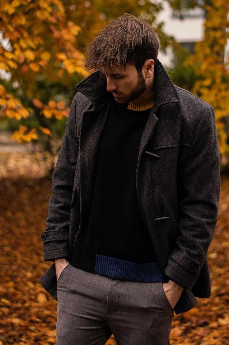 Rollkragen style Outfit