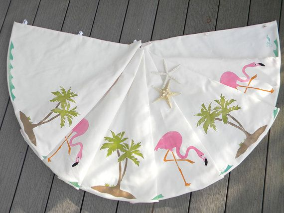 EXTREMELY LIMITED EDITION flamingo Christmas tree by crabbychris