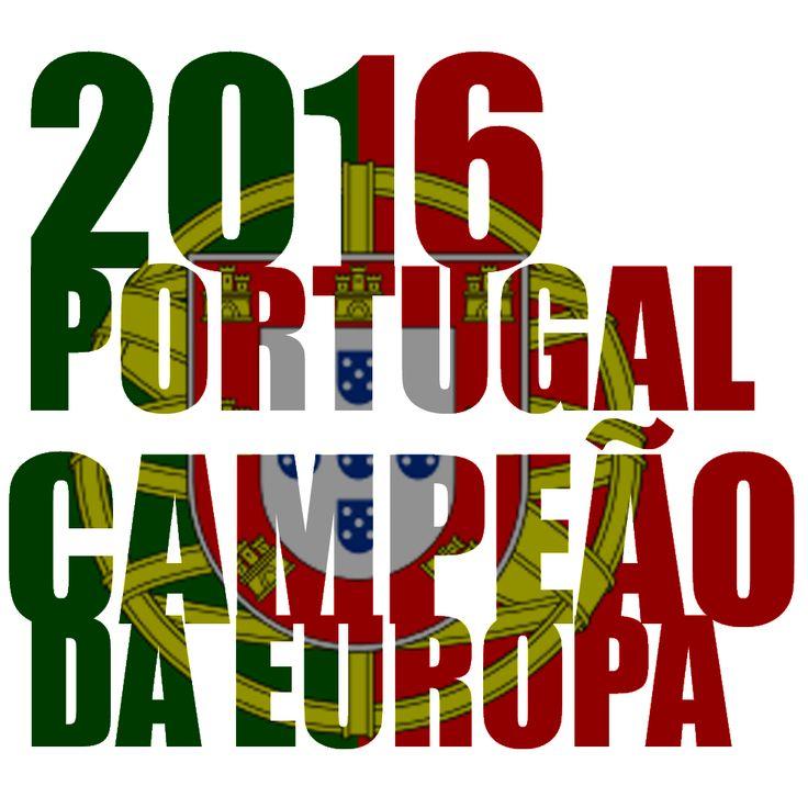 #Euro2016Finale #PORTUGAL