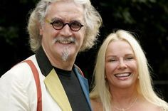 Pamela Stephenson: Me, Billy Connolly and the Parkinson's diagnosis which was a total shock
