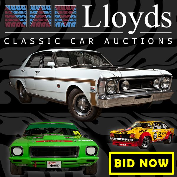 CLASSIC CAR AUCTION - Saturday the 25th of November at 12:00 pm! Make sure you come to our auction house to take a firsthand look at this unmissable collection before they go under the hammer