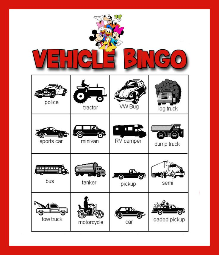 This is an image of Peaceful Traveling Bingo Cards